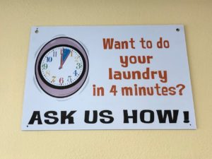 Laundry Services in 4 minutes