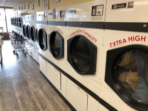 Extra High Capacity Dryers
